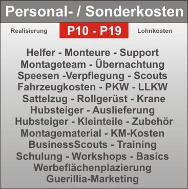 Personalkosten-Module