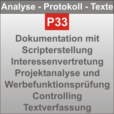 P33-Preise-für-Projektierung-Analyse-Dokumentation